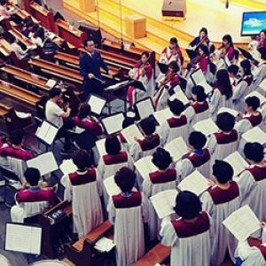 church-choir